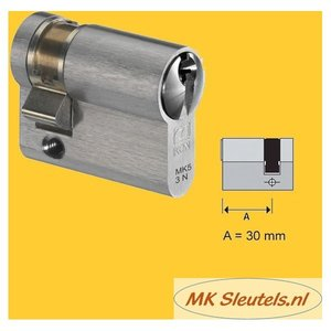MK 0 CILINDER 0 - 30MM